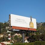 Patron Varvatos limited edition billboard
