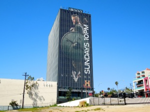 Giant Vikings season 1 billboard Sunset Strip