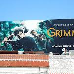 Grimm season 2 NBC billboard