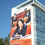 Giant Veep season 2 HBO billboard