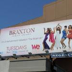 Braxton Family Values season 2 TV billboard