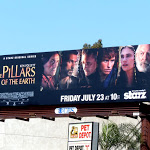 Pillars of the Earth billboard