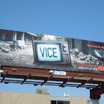 Vice HBO series premiere billboard