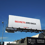 Mad Men season 5 Secrets teaser billboard