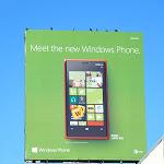 Windows Phone billboard