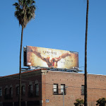 God of War Ascension video game billboard