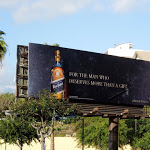 Johnnie Walker Blue Label man deserves more billboard