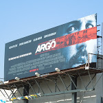 Ben Affleck Argo billboard