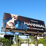 Hannibal series premiere billboard