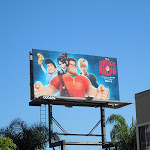 Wreck It Ralph billboard