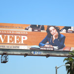 Veep season 2 HBO billboard