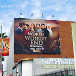 World Without End billboard