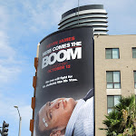 Here Comes the Boom billboard