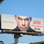 Dexter season 7 He saw She saw billboard