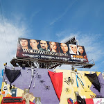 World Without End TV billboard