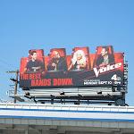 The Voice season 3 billboard