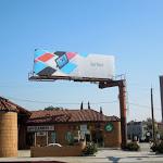 Microsoft Surface billboard