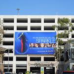 Sparkle movie billboard Grove
