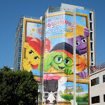 Giant Oogieloves Big Balloon Adventure movie billboard