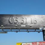 Game of Thrones season 3 teaser billboard
