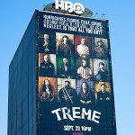 Giant Treme season 3 HBO billboard