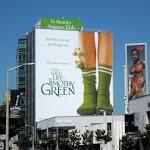 Odd Life Timothy Green giant billboard