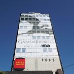 Game of Thrones season 3 HBO billboard