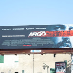 Ben Affleck Argo movie billboard