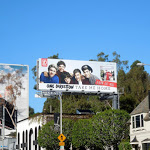 One Direction Take Me Home billboard