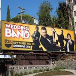 Wedding Band TBS billboard