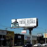 Total Recall remake billboard