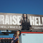 Raise Hell Hell on Wheels season 2 billboard