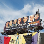 World Without End Reelz billboard