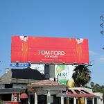 Tom Ford Women billboard