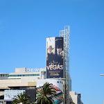 Vegas billboard Hollywood Highland