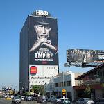 Boardwalk Empire season 3 billboard Sunset Strip