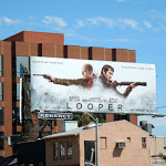 Looper film billboard