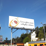 Stella Artois display cabinet billboard