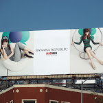 Banana Republic Mad Men Collection S13 billboard