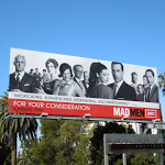 Mad Men season 5 consideration billboard
