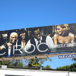Cîroc Vodka Perfectly Smooth billboard