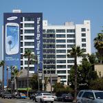 Giant Samsung Galaxy S3 billboard