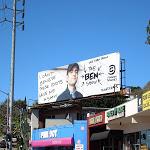 Ben Show series premiere billboard