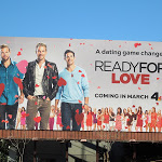 Ready For Love billboard