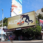 Aldo Shoes ceiling billboard FW 2012