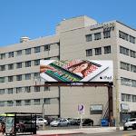 ipad 3 girl billboard