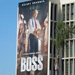 Giant Kelsey Grammer Boss season 2 billboard