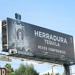 Herradura Tequila billboard