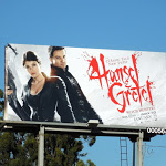 Hansel Gretel Witch Hunters billboard