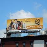 Go On season 1 billboard NYC
